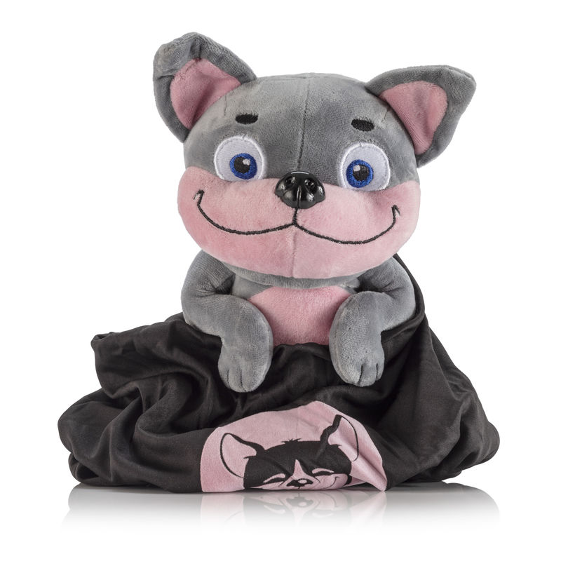Plush Stress-Relieving Toys