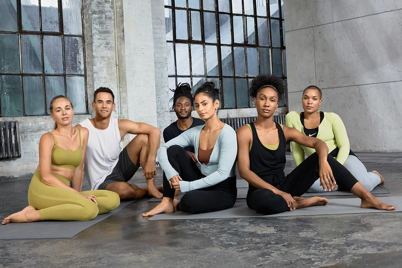 Ultra-Functional Stretchy Yoga Wear
