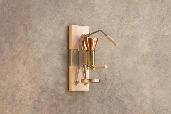 Gorgeous Wall-Mounted Coffeemakers