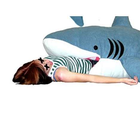 Shark Pillow Sleeping Bag 25 striking sleeping bags