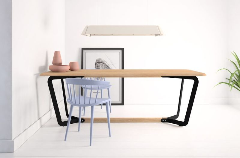 Dual-Purpose Living Space Desks