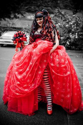 'Corpse Bride' Leggings