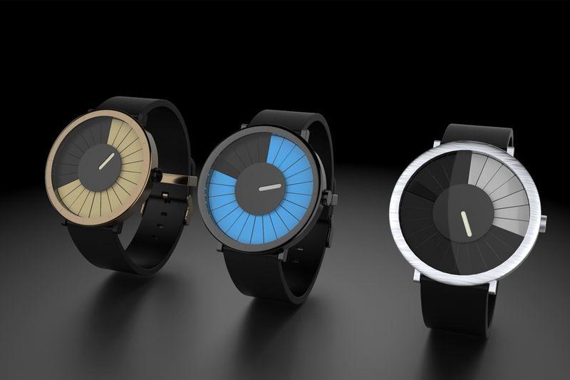Cascading Indicator Timepieces