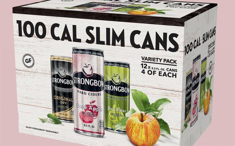Low-Calorie Cider Packs