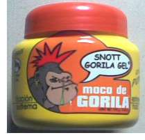 Gorilla Snot Hair Gel