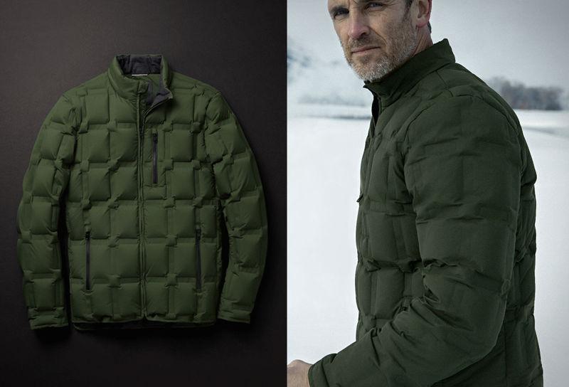 Poshly Patterned Winter Jackets