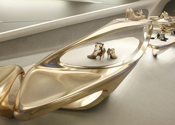 Fabulously Futuristic Boutiques
