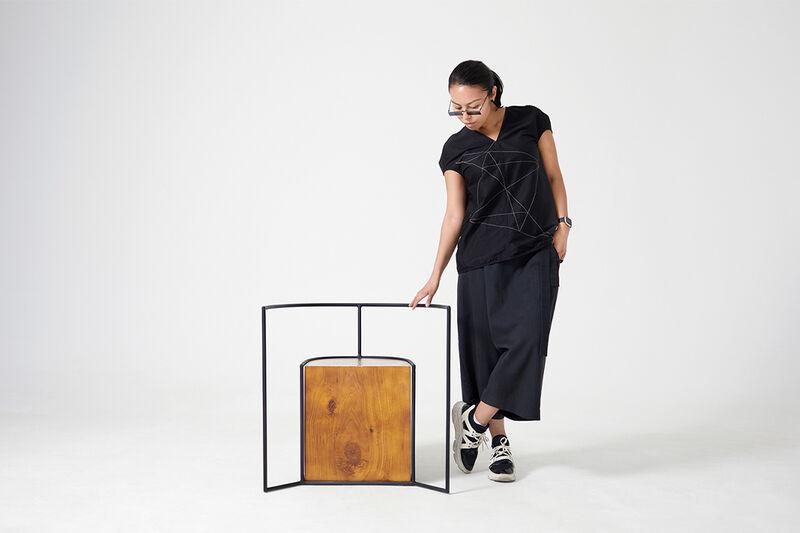 Intentionally Minimalist Chair Designs
