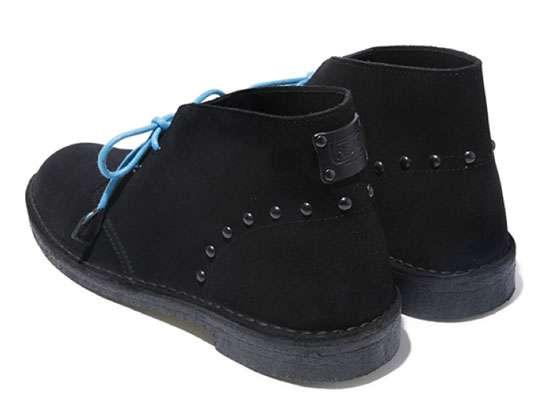 Studded Desert Boots