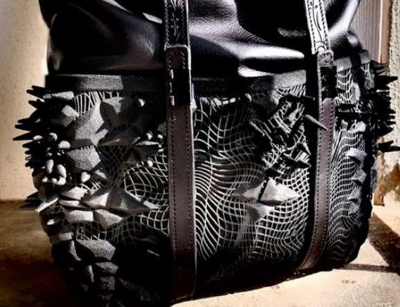 3D-Printed Purses