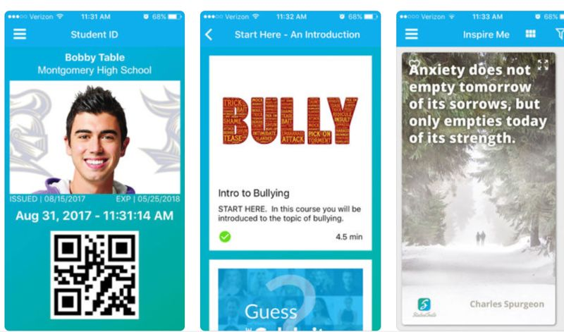 Supportive Student Apps