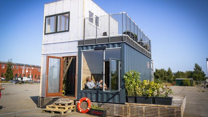 Shipping Container Student Homes Student Homes