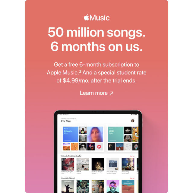 Affordable Music Streaming Promotions