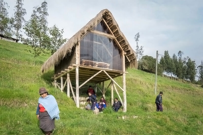 Local Resource Student Cabins