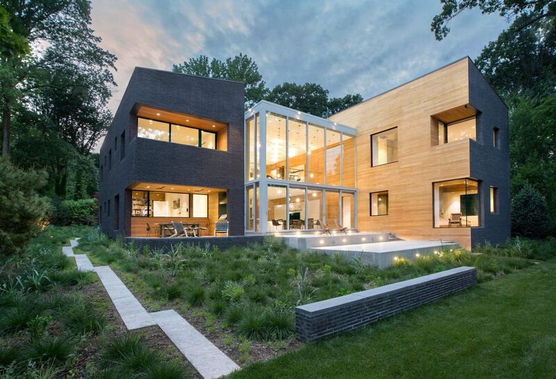 Transparently Divided Homes
