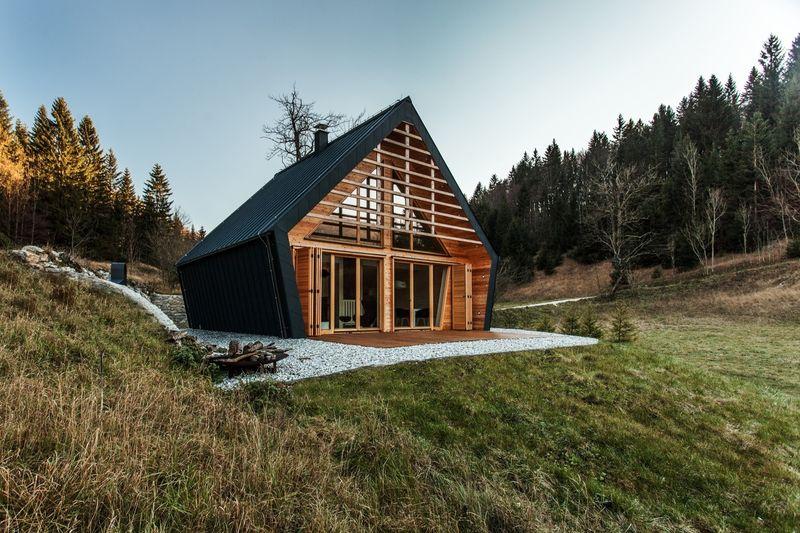 Cutesy Woodland Cottages