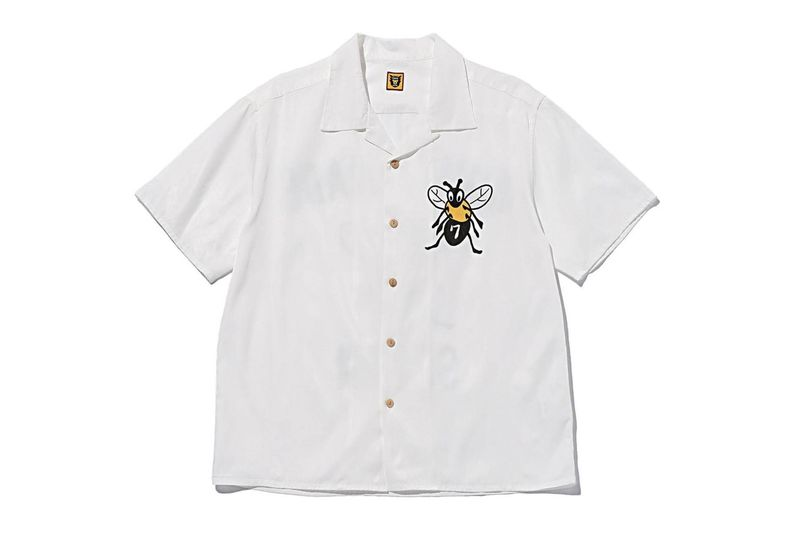 Bee-Graphic Streetwear Designs