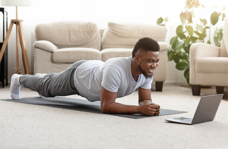 On-Demand Hybrid Fitness Classes