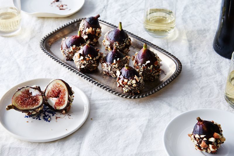 Cheesy Fig Appetizers