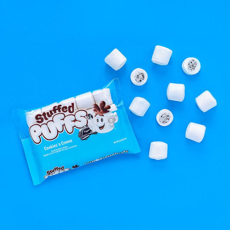 Cookie-Stuffed Marshmallows
