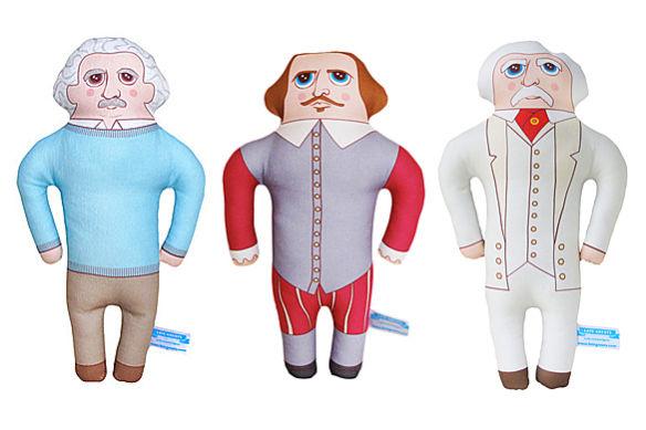 Historical Pillow Dolls