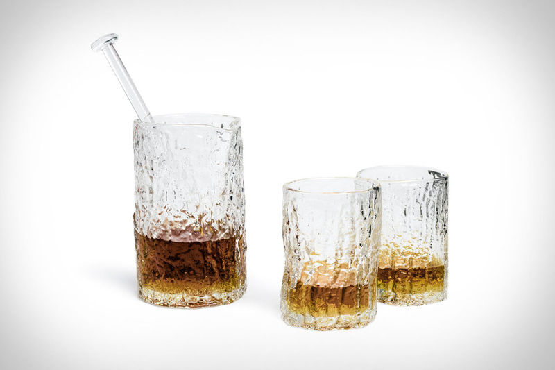 Unique Handmade Bar Glasses