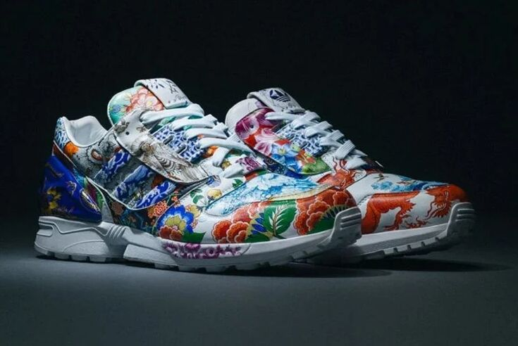 Stunning One-of-a-Kind Sneakers