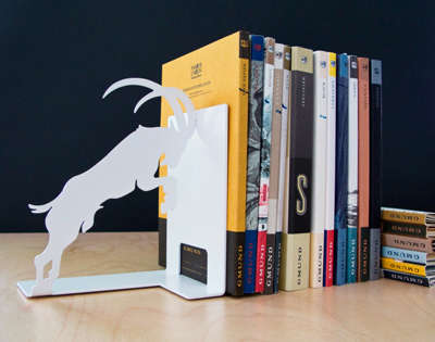 Animalistic Book-End Accessories