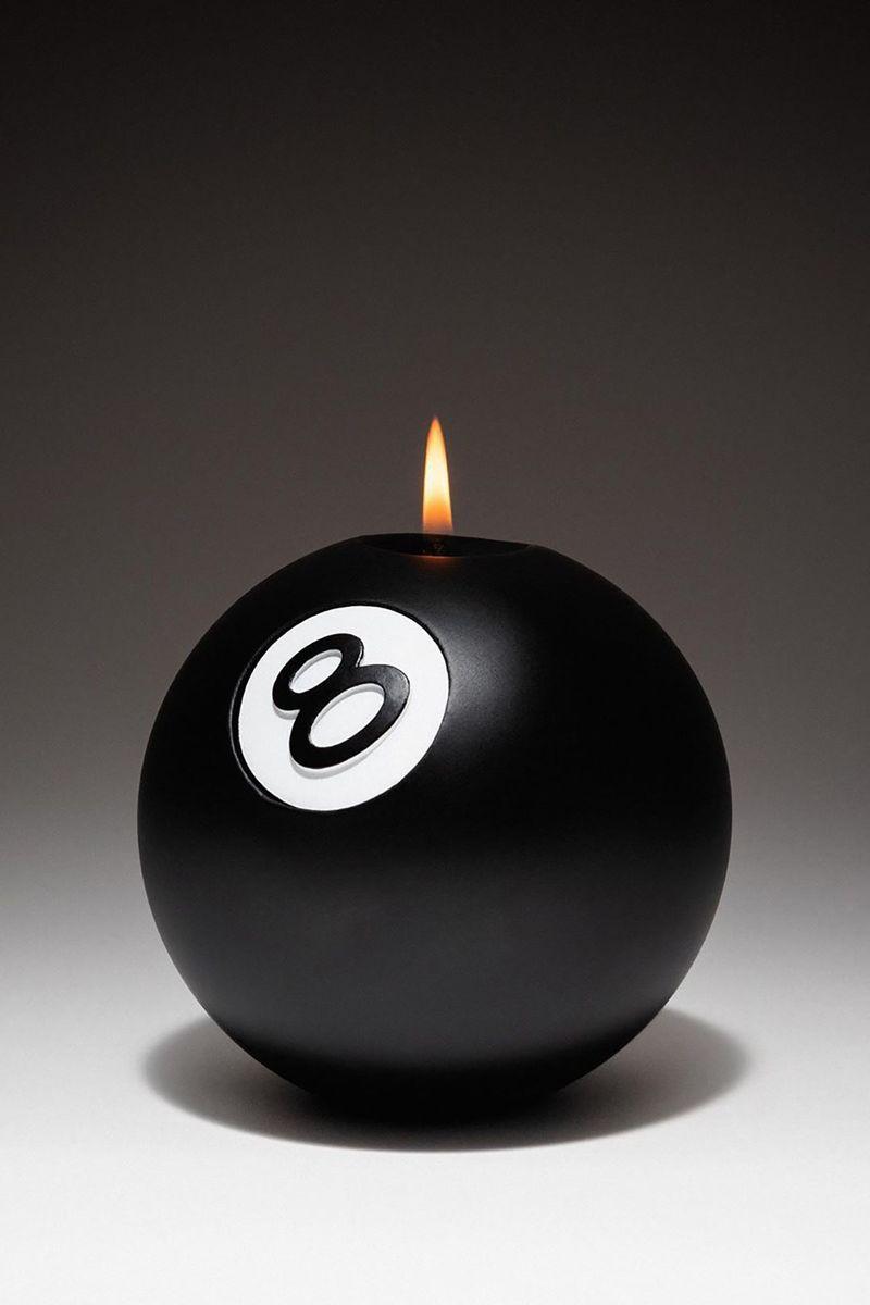 Designer Magic 8 Candles