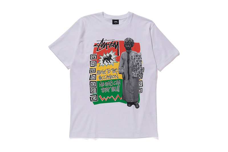 Rastafarian-Inspired T-shirts