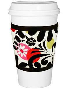 Style-Infused Coffee Drinking-Cup Couture Sleeves