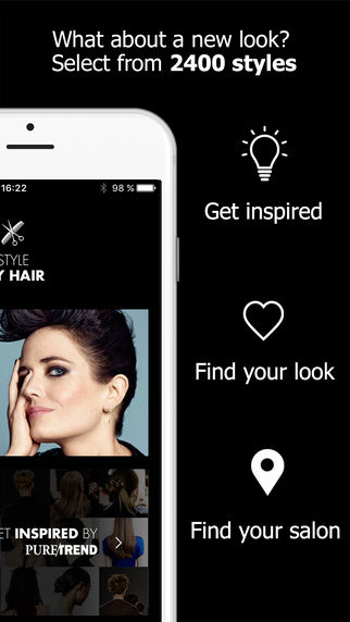Hairstyle-Previewing Apps