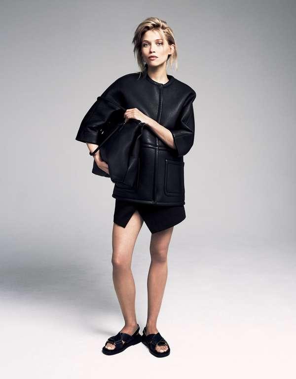 Edgy Minimalist Fall Fashion Styleby Magazine Issue 19