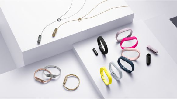 Slim Stylish Activity Trackers