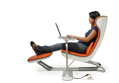 Lounger-Style Workstations