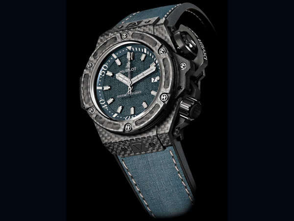Jean-Infused Diving Watches