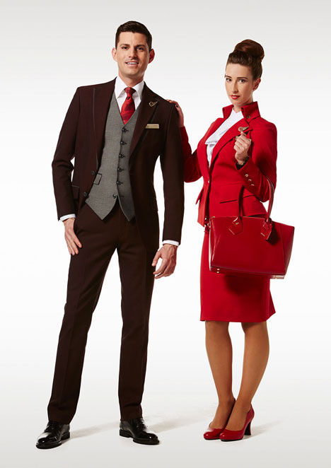Designer Flight Uniforms (UPDATE)