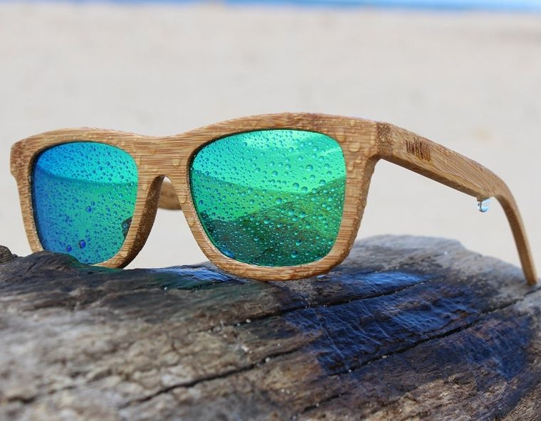 Ecological Bamboo Sunglasses