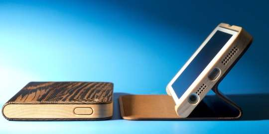 Lavish Wooden Phone Cases