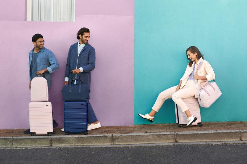 Artist-Inspired Stylish Travel Cases