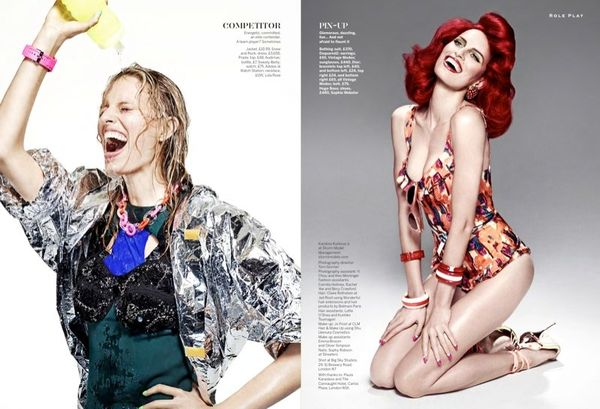 Transformative Woman Editorials