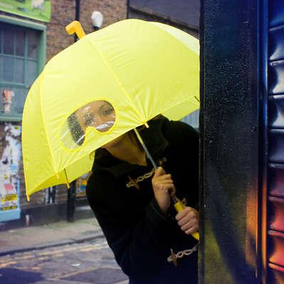 Peeping Rain Protectors