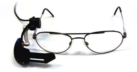 Subtitle Eyeglasses For Closed Caption Addicts