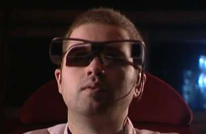 Cinematic Caption Goggles