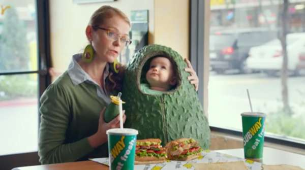 Avocado Obsession Commercials Subway Commercial