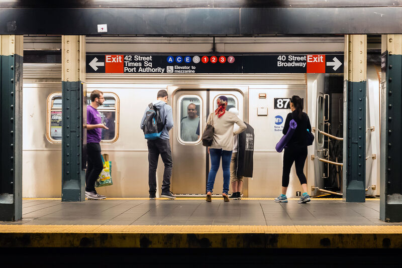 City-Wide Contactless Subway Payments