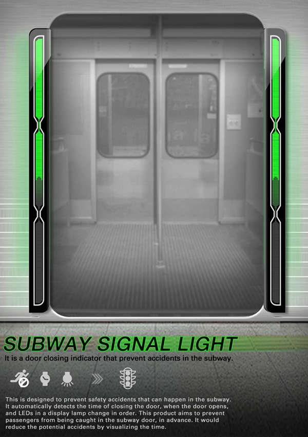 Subway Passenger Stoplights