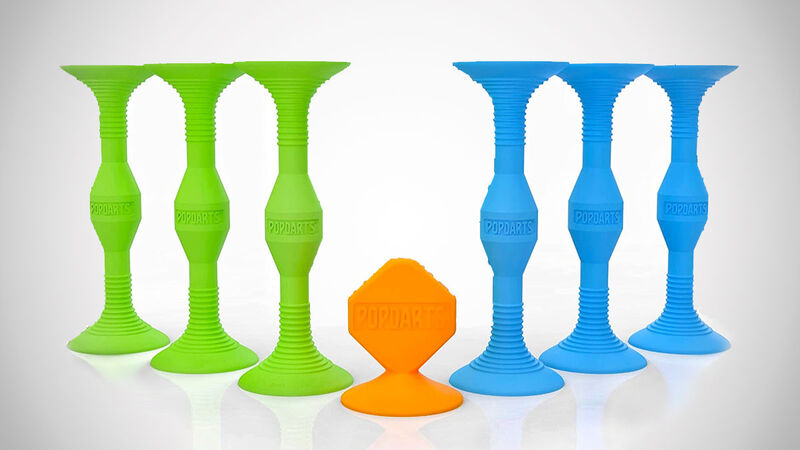 Suction Cup Throwing Games