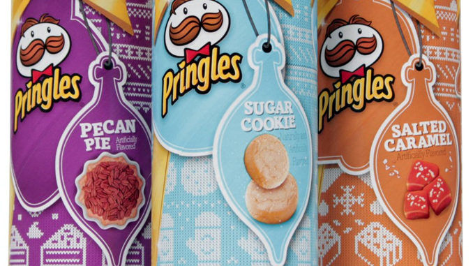 Festive Cookie-Flavored Chips