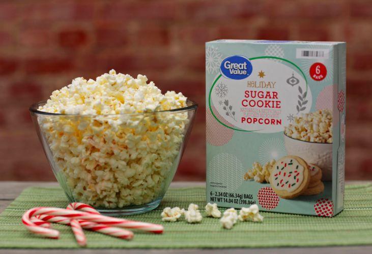 Festive Popcorn Flavors
